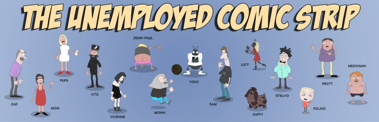 The Unemployed Comic Strip_HD