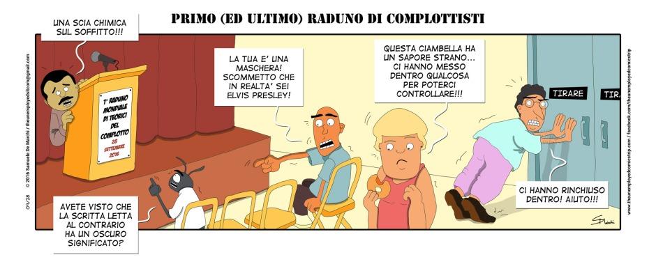 The Unemployed – 214/2016 – Italiano