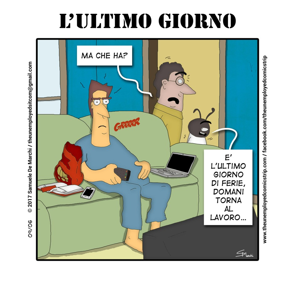 The Unemployed – 263/2017 – Italiano