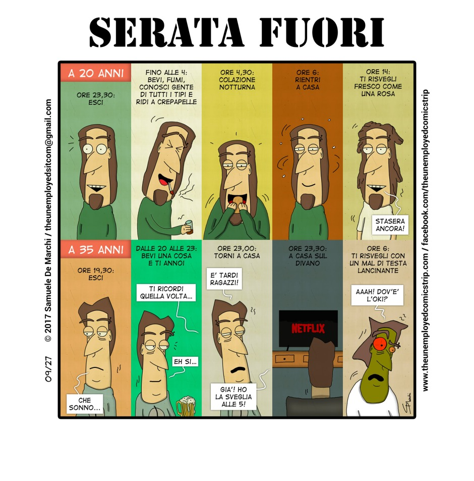 The Unemployed – 266/2017 – Italiano