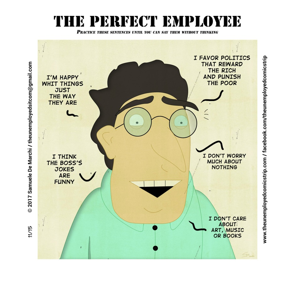 The Unemployed – 273/2017 – English
