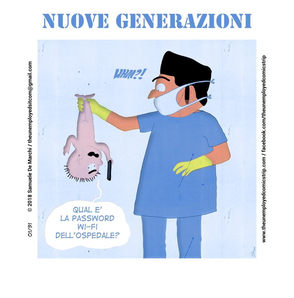 The Unemployed – 284/2018 – Italiano